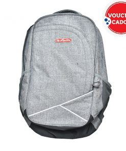 Herlitz Rucsac Eclipse Shades of Grey