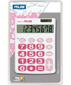Milan Calculator de Birou 151708WBL