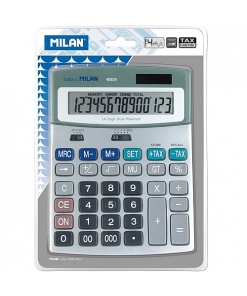 Milan Calculator de Birou 40924BL