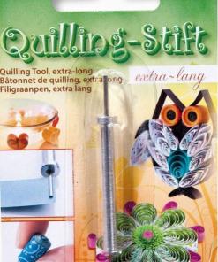 Folia - Ac quilling 1 capăt metalic 1283