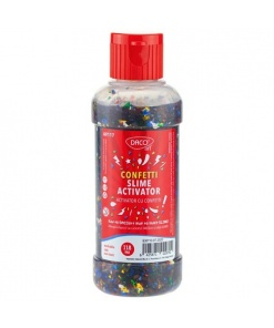 Daco Activator Slime cu Confetti AV117