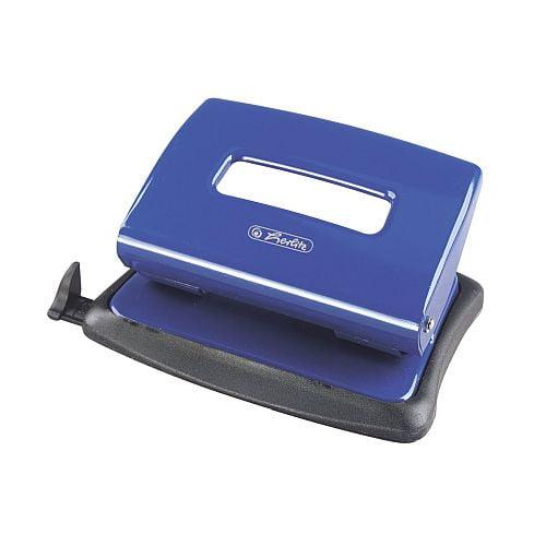 Herlitz Perforator cu ghidaj 16 foi 1610450 albastru