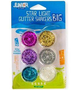 Junior Set Glitter 6 culori 137895