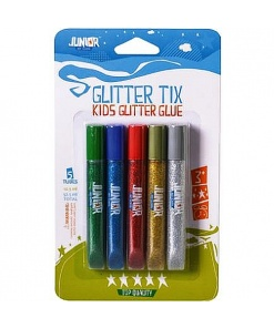 Junior Set Lipici Glitter 5 culori 131150