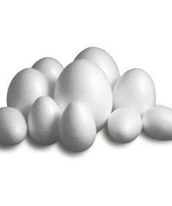 Meyco Ouă de polistiren 10 cm