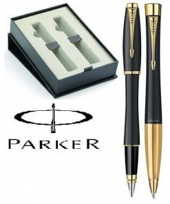 PARKER Set Urban Premium Stilou+Pix Muted Black GT