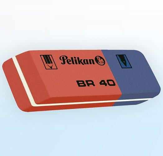 Pelikan Radieră BR 40