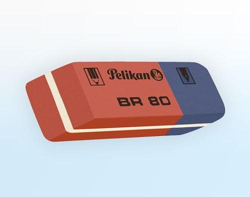 Pelikan Radieră BR 80