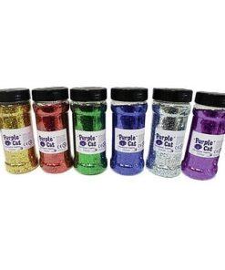 Purple Cat Glitter 250g diverse culori