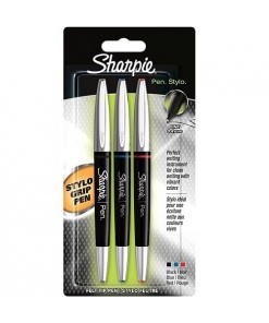 Sharpie Pen Stylo liner set 3 culori
