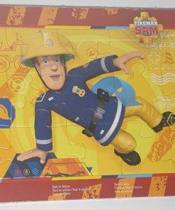 Ravensburger Puzzle Pompierul Sam in actiune 15 piese 16 221 5