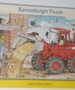 Ravensburger Puzzle Excavatorul meu 15 piese 06 359 8