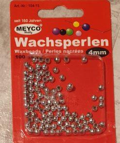 Meyco - Mărgele de ceară 4 mm 104