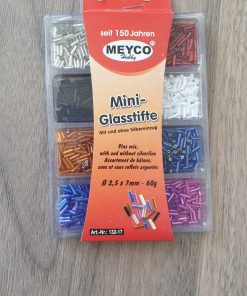 Meyco - Mix perle Rocailles cilindre 132-17