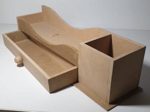 Pent - Suport articole de birou din lemn 17827