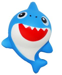 Roben - Figurină squishy rechin 13cm 1969