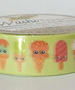 Folia - Washi tape hotfoil 26070 Înghețată