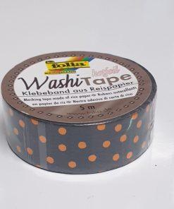 Folia - Washi tape hotfoil 26105 Buline