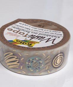 Folia - Bandă washi tape hotfoil 26117 Gogoși