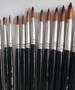 T-2000 - Pensulă din păr sintetic 311