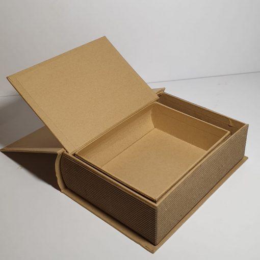 Meyco - Set 2 x carte din carton natur 34740