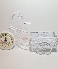 Pent - Bicicletă cu ceas și coș 389005