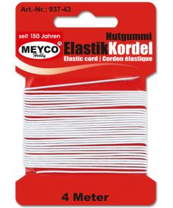 Meyco - Șnur elastic subțire 4 m 937