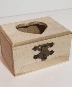 Pent - Cutie din lemn dreptunghiulară 5901