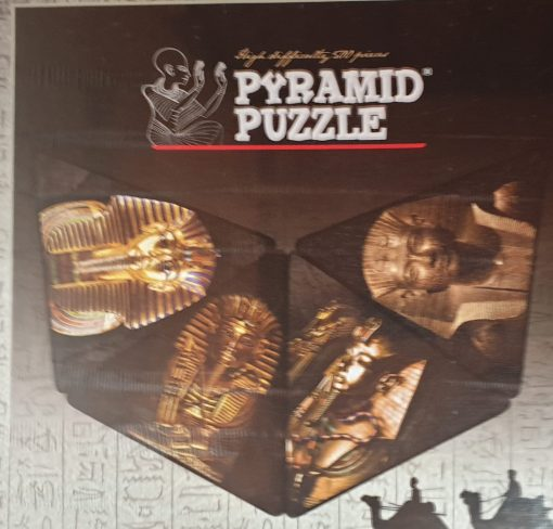 D-Toys - Pyramid Puzzle 3D Faraoni 65957 PP 02 500 piese