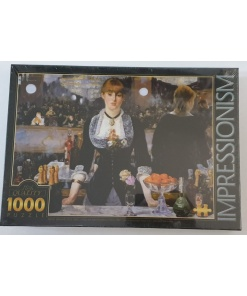 D-Toys - Puzzle Manet Edouard 1000 piese