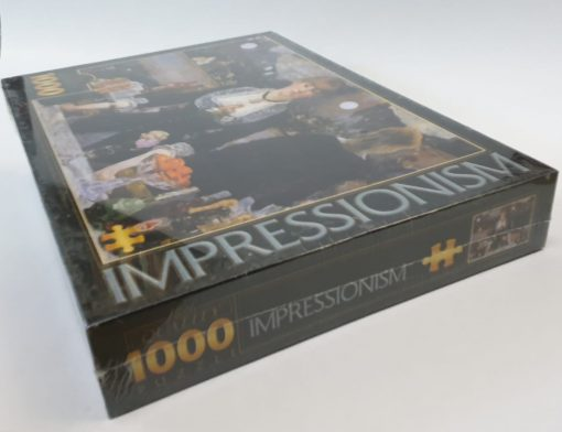 D-Toys - Puzzle 66961 Impressionism 1000 piese