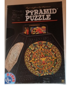 D-Toys - Pyramid Puzzle 3D 66992 PP 02 504 piese