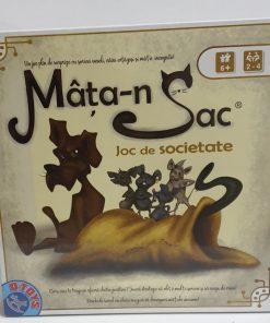 D-toys - Joc de societate Mâța-n sac 74126