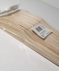 PentArt - Cutite de lemn 50 / set 16 / 14 cm