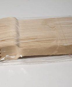 PentArt - Furculite de lemn 50 / set 14 cm