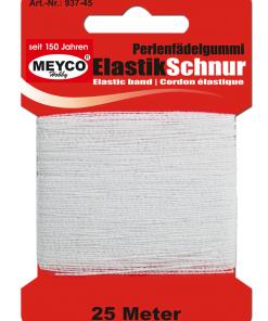Meyco - Șnur elastic subțire 25 m 937