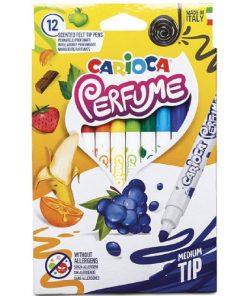Carioca Carioci Parfumate set 12 culori