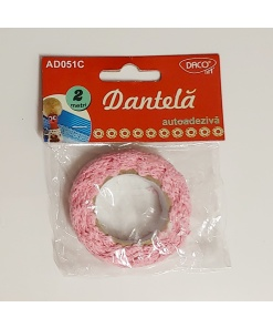 Daco - Dantelă adezivă ADT051