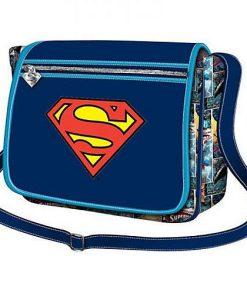 KARACTERMANIA Geantă de umăr Superman Faster 39126