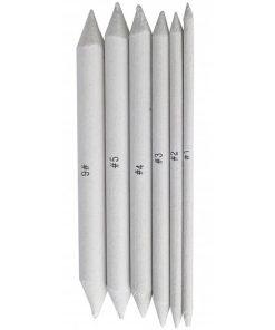 Koh-I-Noor Creion de hârtie set 6 diametre diferite