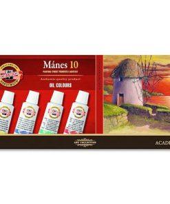 Koh-I-Noor Culori ulei Manes set 10x16 ml