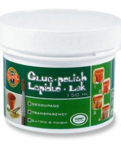 Koh-I-Noor Lipici si Lac pentru arta 150 ml