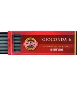 Koh-I-Noor Set mine Grafit Gioconda set 6 4865