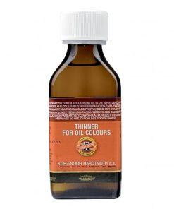 Koh-I-Noor Thinner pentru culori ulei 100 ml
