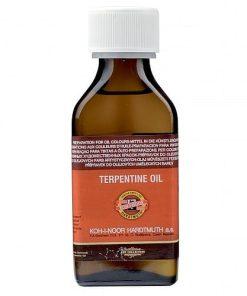 Koh-I-Noor Ulei Terebentină pentru diluare culori ulei 100 ml