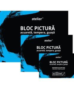 Lucas Bloc Pictură Acuarelă 24 coli