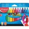Maped Creioane Cerate Jumbo set 12 culori