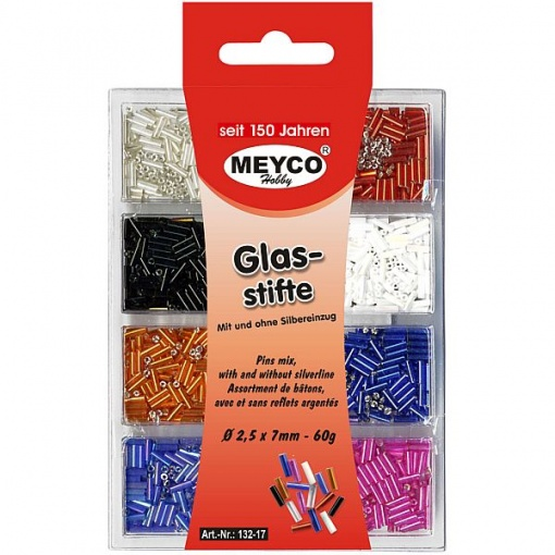 Meyco - Mix perle Rocailles cilindrice 132-17