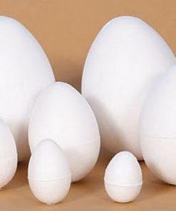 Pentart Ouă de polistiren 50 mm