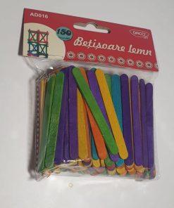 Daco - Bețișoare colorate din lemn AD016